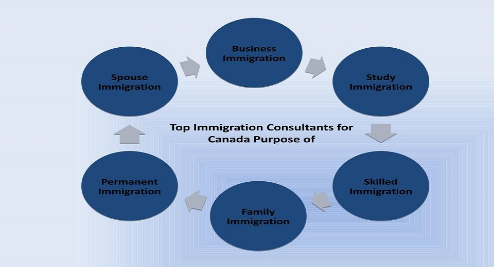 immigration consultants for Canada service provider