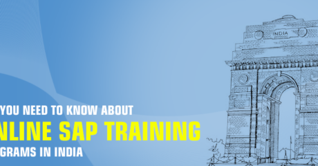 Online SAP Training Programs In India