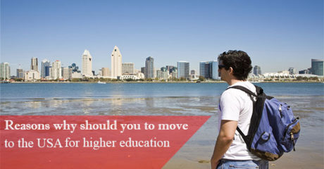 Reasons why should you to move to the USA for higher education