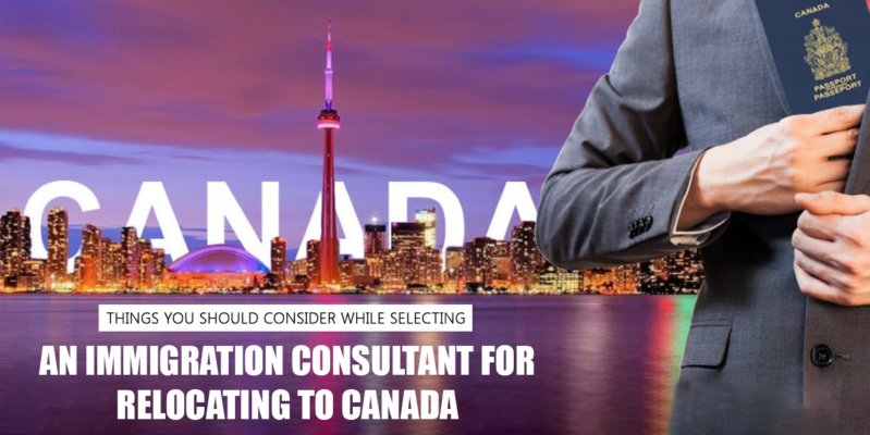 Best Canada Immigration Consultant In ...